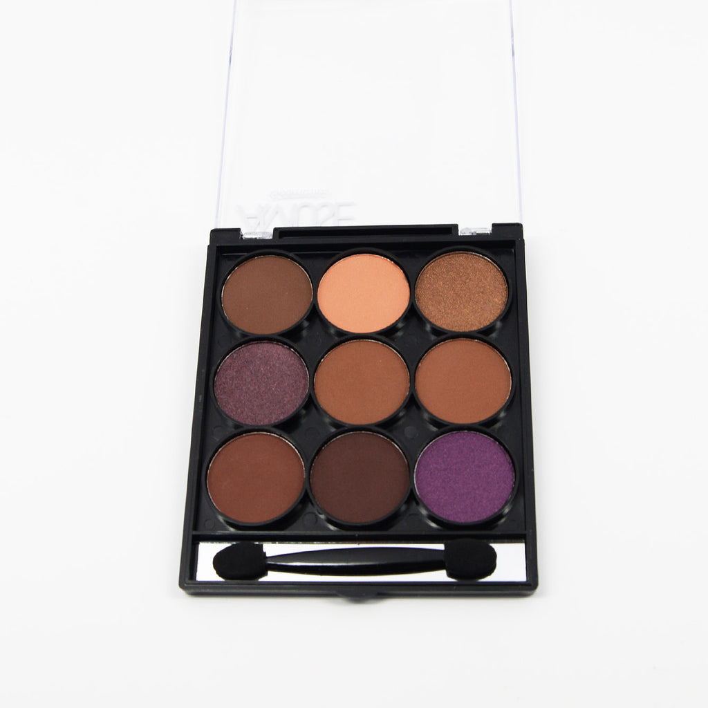 Amuse 9-Color Eyeshadow Palette