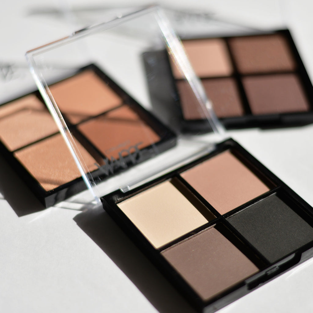 Amuse 4-Shade Eyeshadow Palette