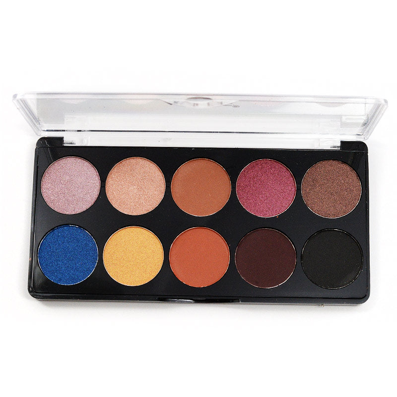 Amuse 10-Color Eyeshadow Palette (Passion)