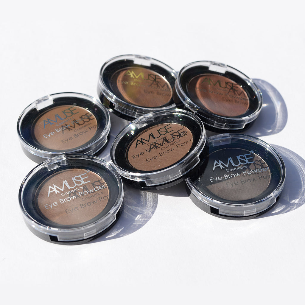 Amuse Eye Brow Powder - 6 Single Colors