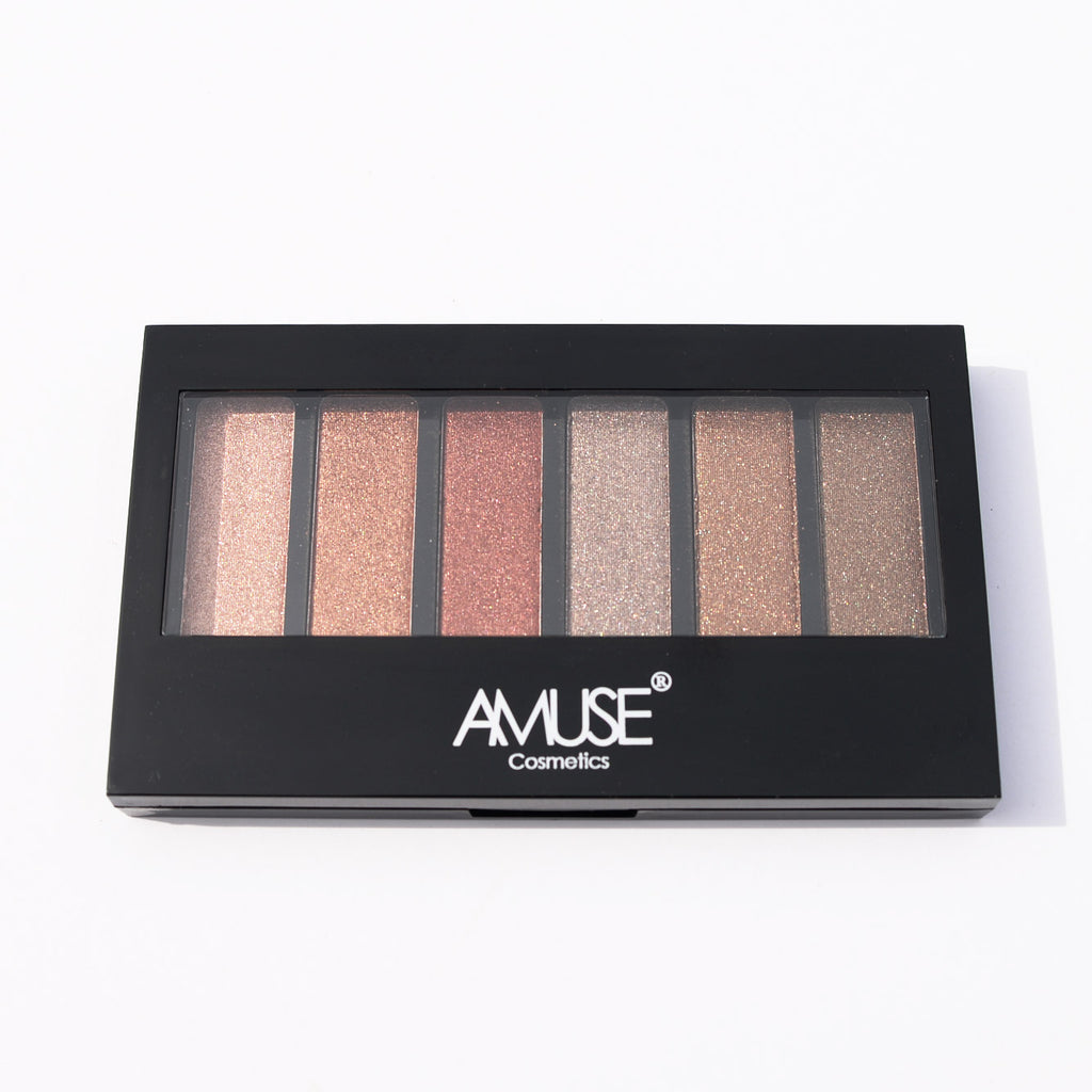Amuse Illuminating Eyeshadow Palette