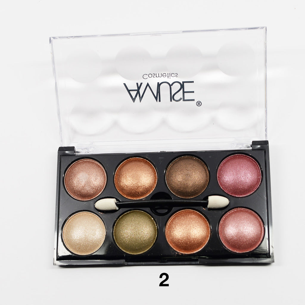 Amuse 8-Color Eyeshadow Palette