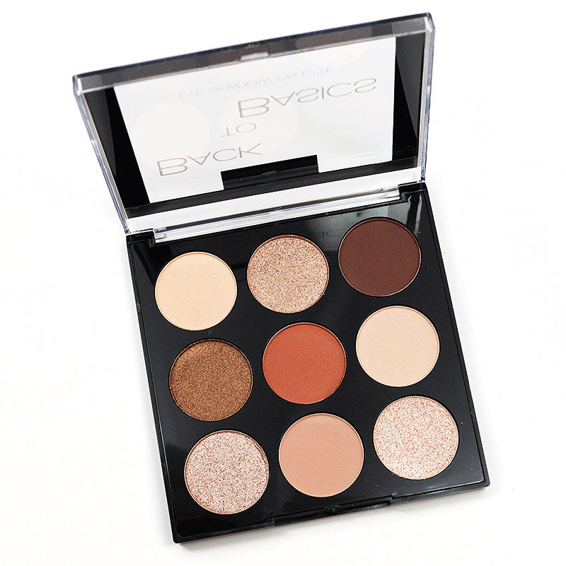 Amuse Professional Back To Basics Eyeshadow Palette