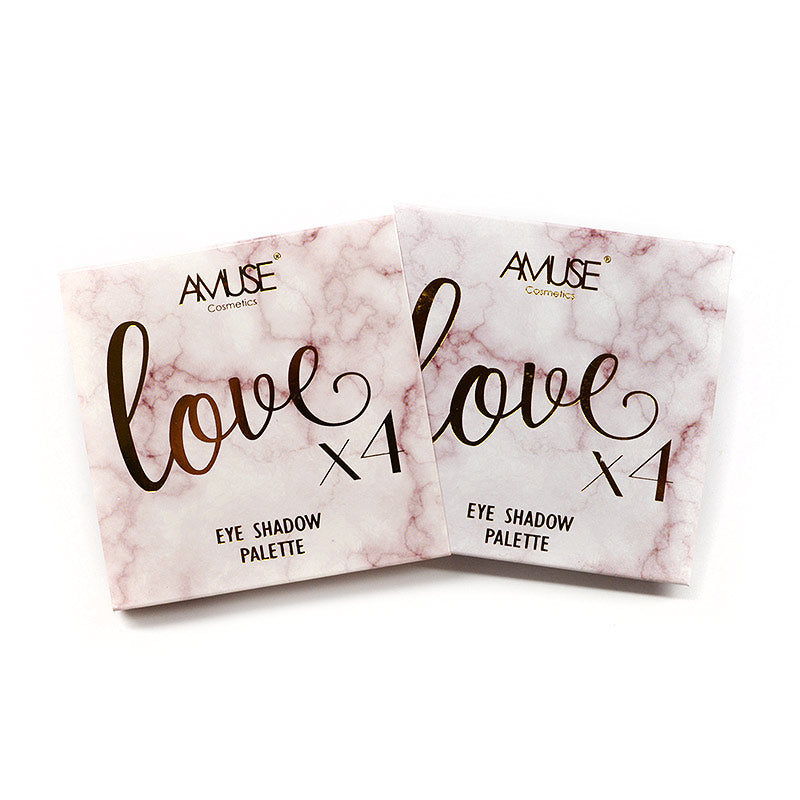 Amuse Love X4 Eyeshadow Palette (FK9670)