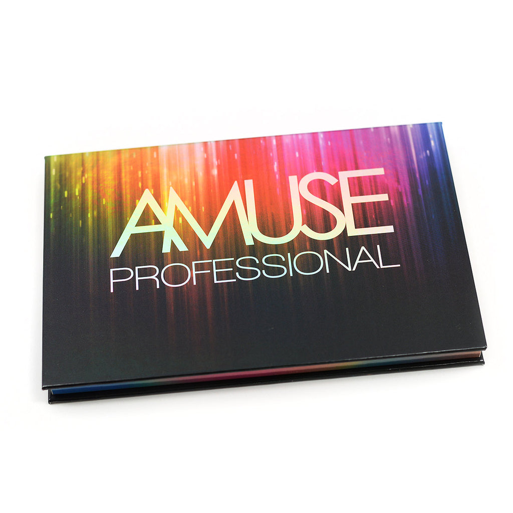 Amuse Professional 15-Color Eyeshadow Palette