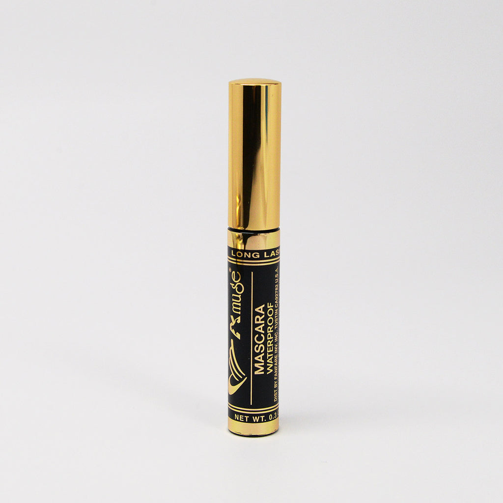 Amuse Long Lash Waterproof Mascara - (Black)