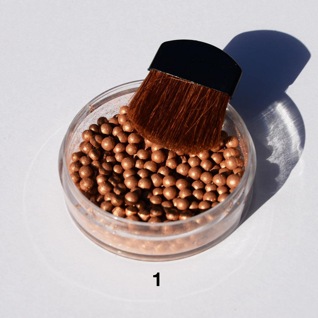 Amuse Radiant Bronzer Pearls (Colors 1-4)