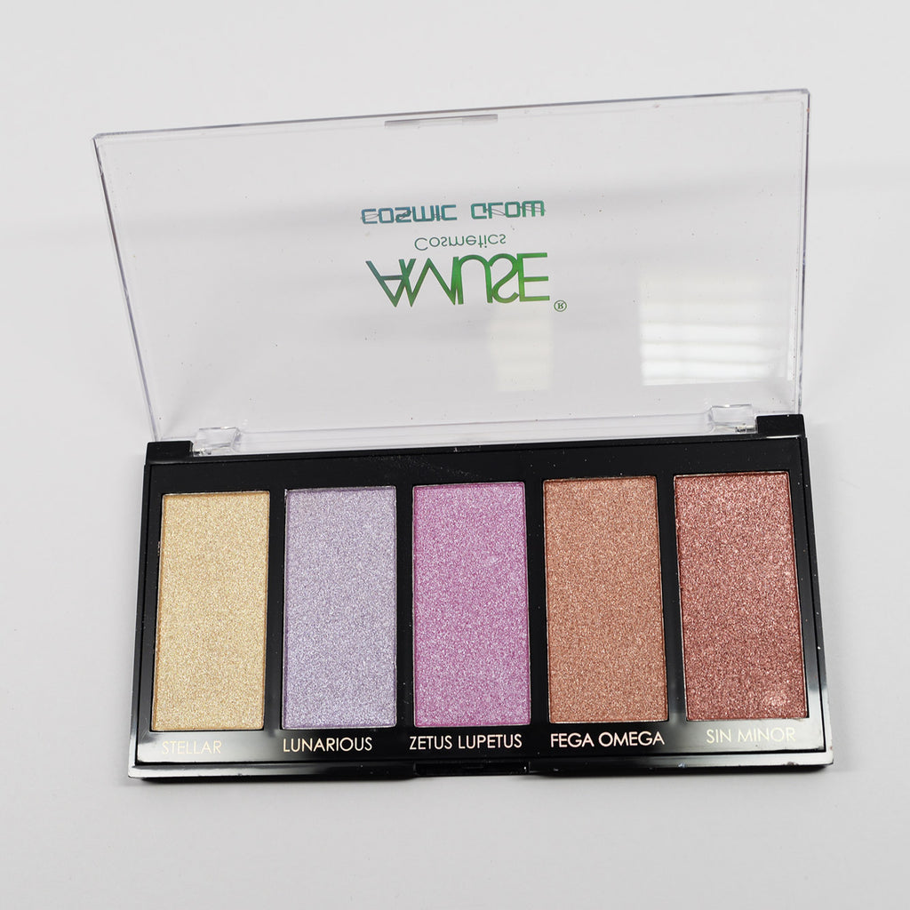 Amuse Cosmic Glow Highlighter Palette