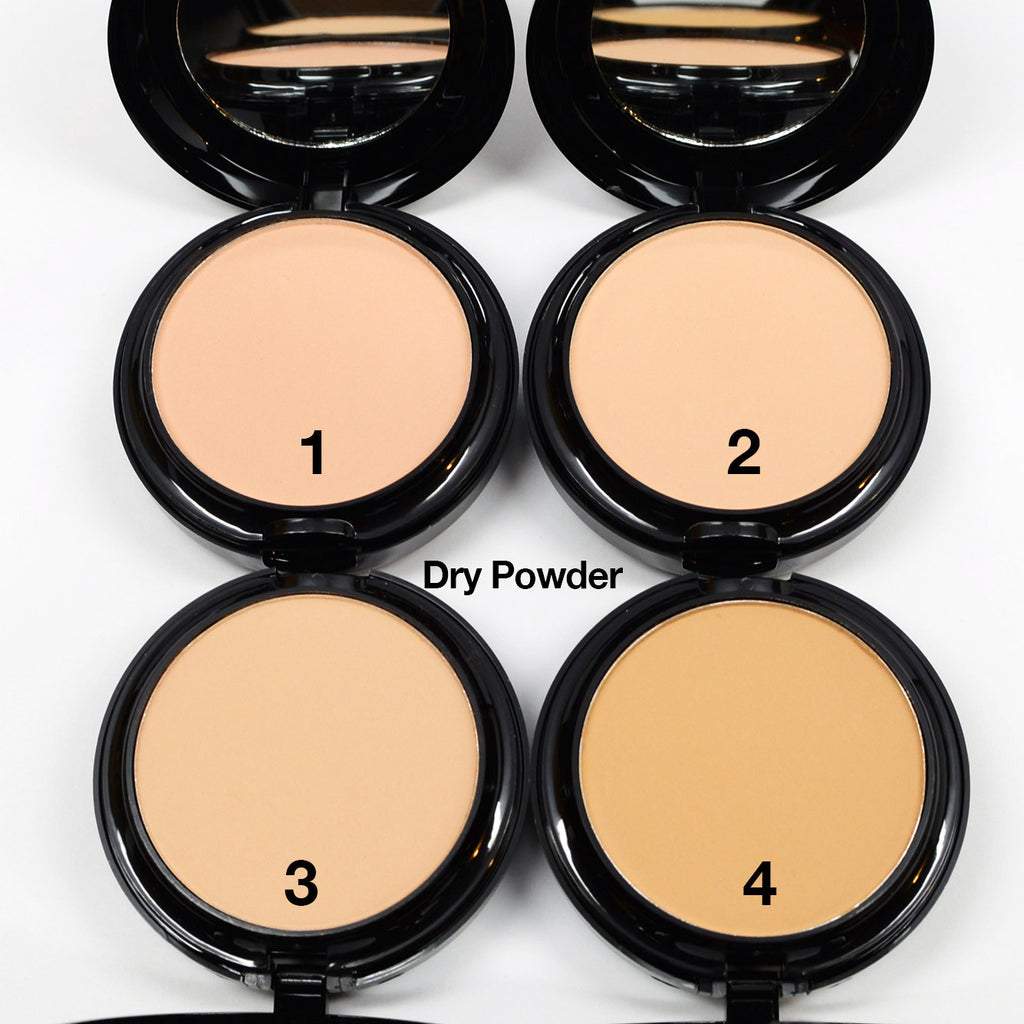 Amuse 2 in 1 Wet & Dry Face Powder (Colors 1-4)