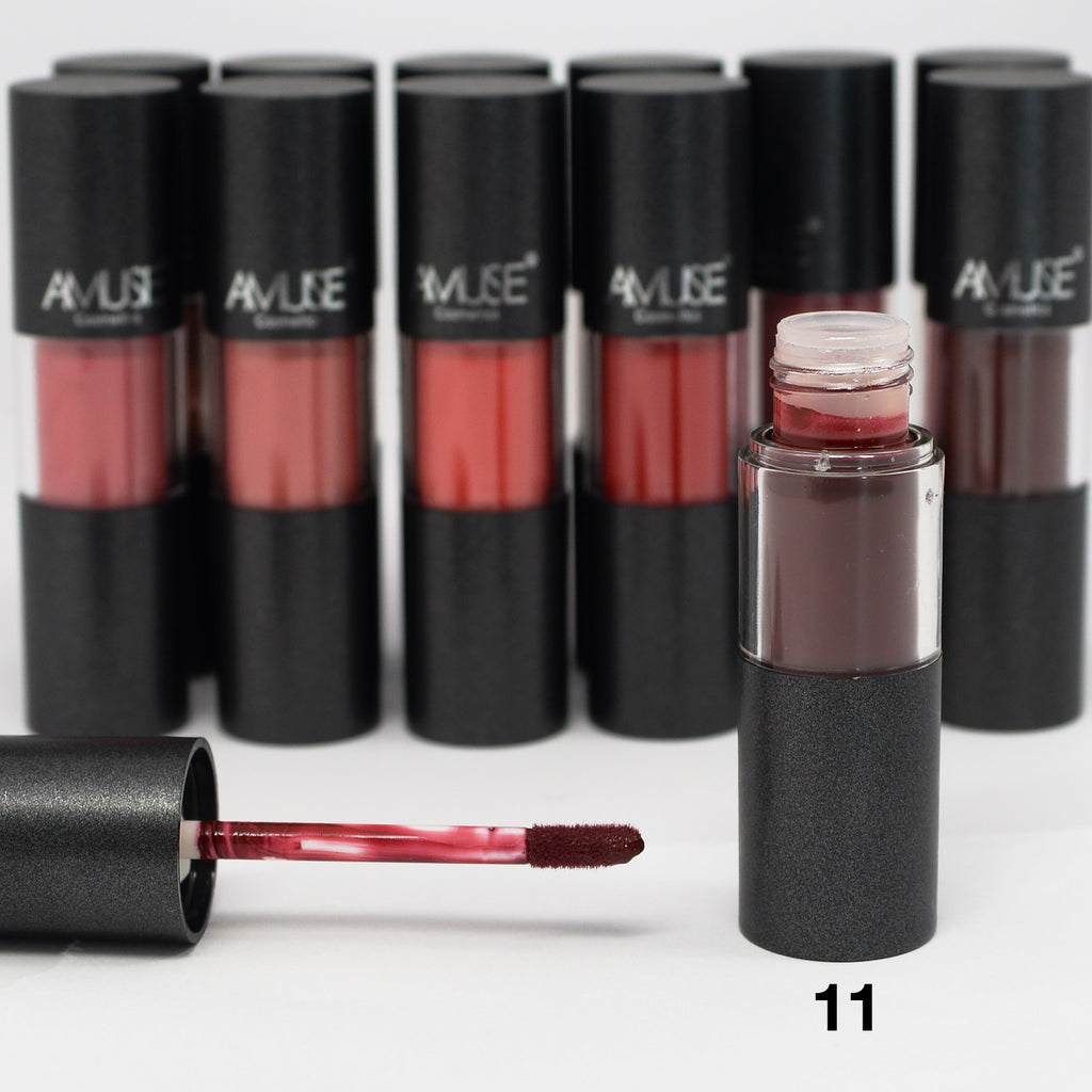 Amuse Matte Liquid Lipstick (LIP2099 - 12 Colors)