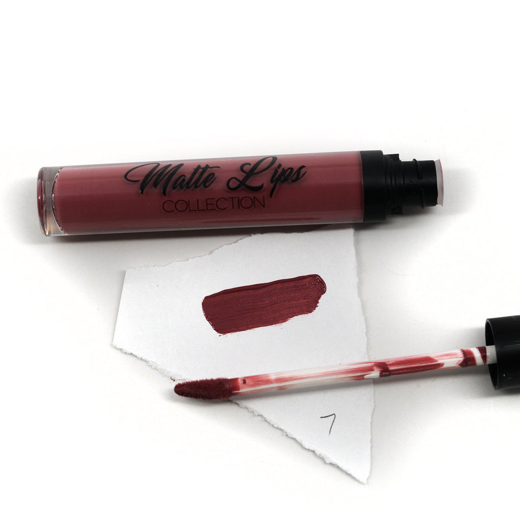 Amuse Professional Matte Lips Collection (LIP2117-7)