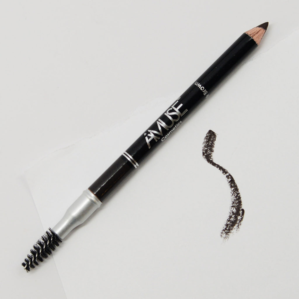 Amuse Eyebrow Pencil - Dark Brown