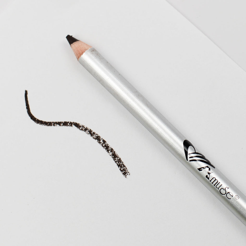 Amuse Perfect Eyeliner Long Eye Pencil - Dark Brown