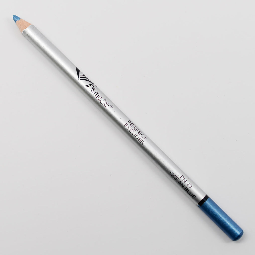 Amuse Perfect Eyeliner Long Eye Pencil - Ocean Blue