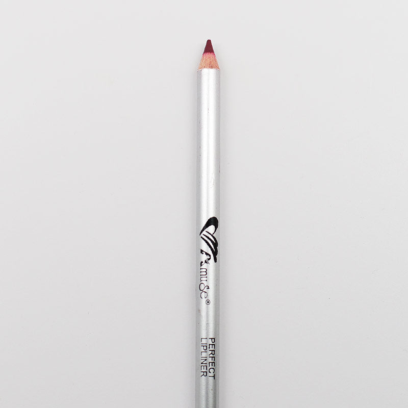 Amuse Perfect Lipliner Long Pencil - Deep Purple