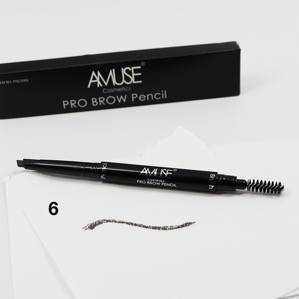 Amuse Pro Brow Pencil & Brush