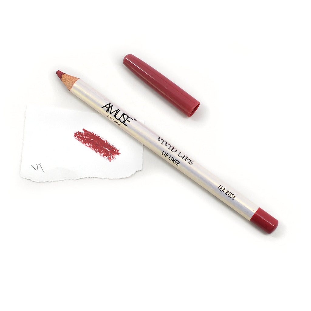 Amuse Vivid Lips Lipliner (Tea Rose)
