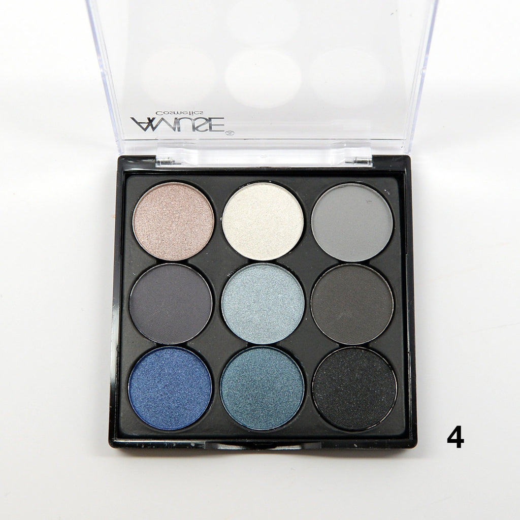 Amuse 9-Color Eyeshadow Palette (FK9590)
