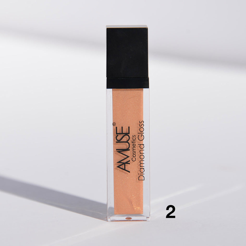 Amuse Diamond Gloss Lip Gloss