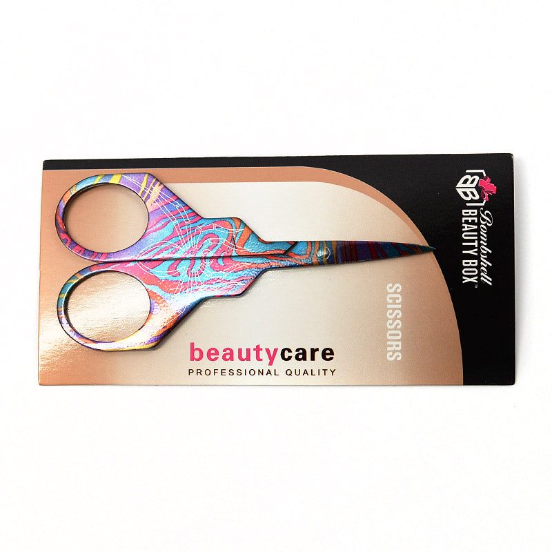 Beauty Box Holographic Scissors