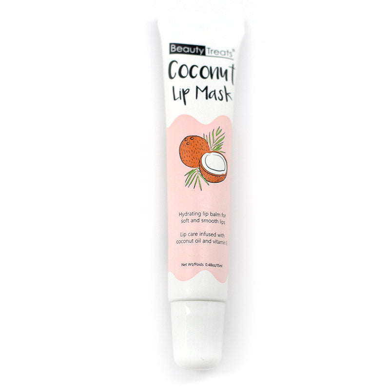 Beauty Treats Coconut Lip Mask Lip Balm