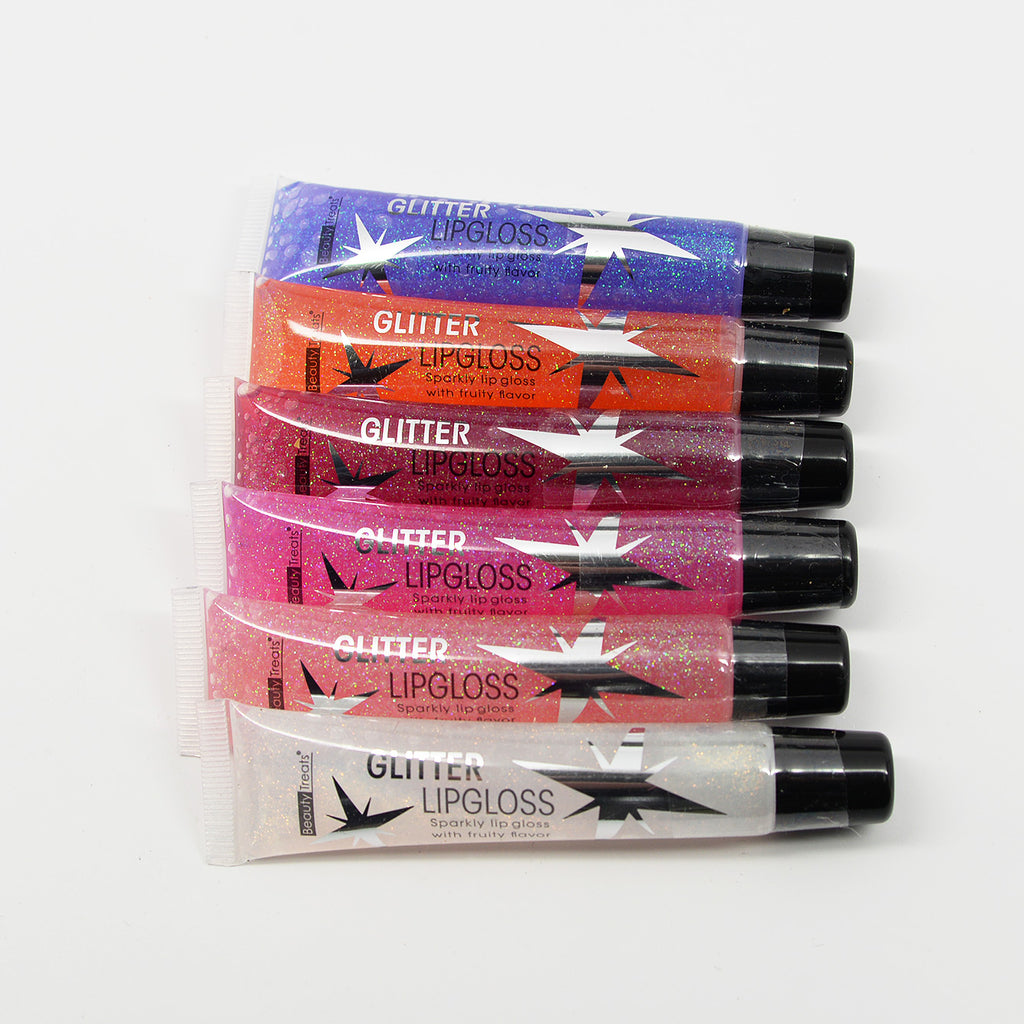 Beauty Treats Glitter Lip Gloss