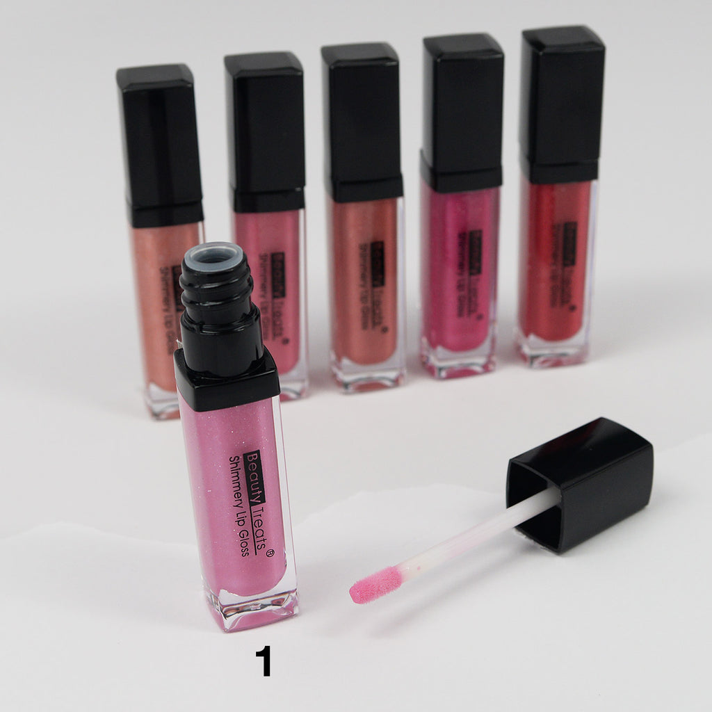 Beauty Treats Shimmery Lip Gloss