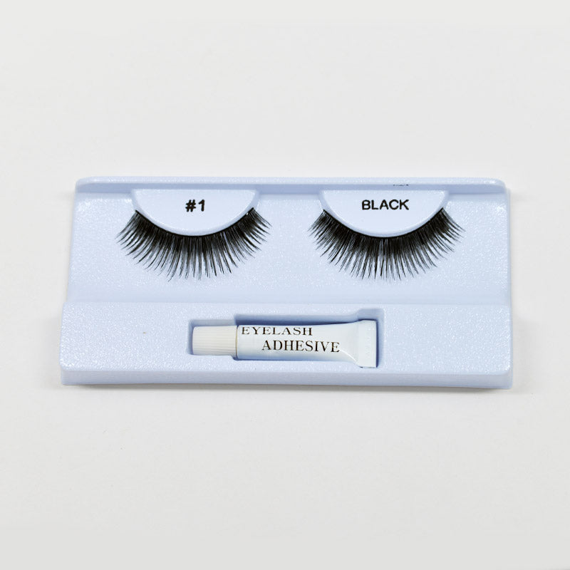 Beauty Treats Eyelashes - No. 1 Black