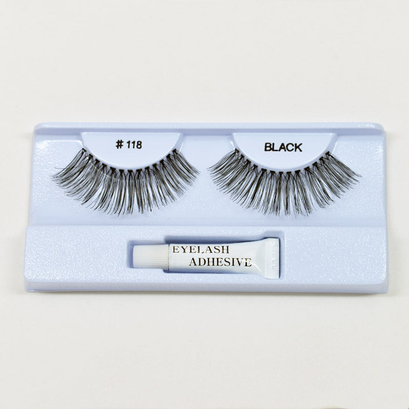 Beauty Treats Eyelashes - No. 118 Black