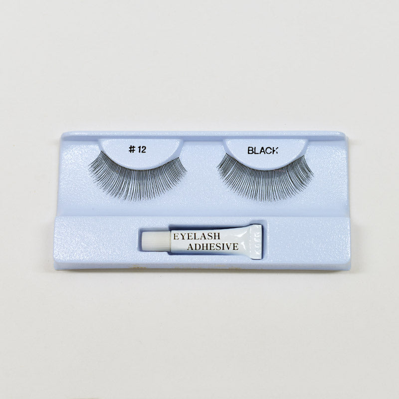 Beauty Treats Eyelashes - No. 12 Black