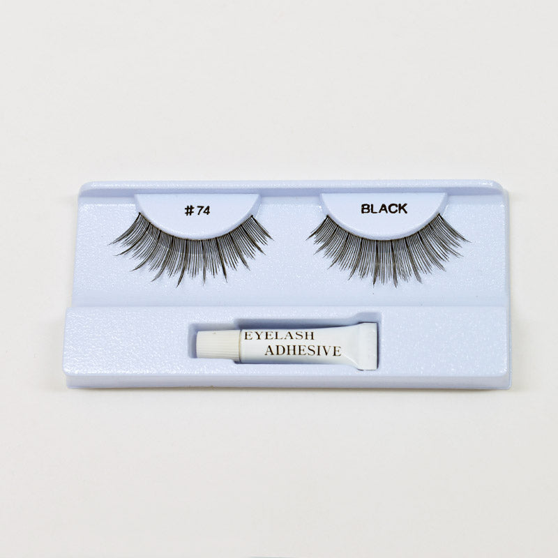 Beauty Treats Eyelashes - No. 74 Black