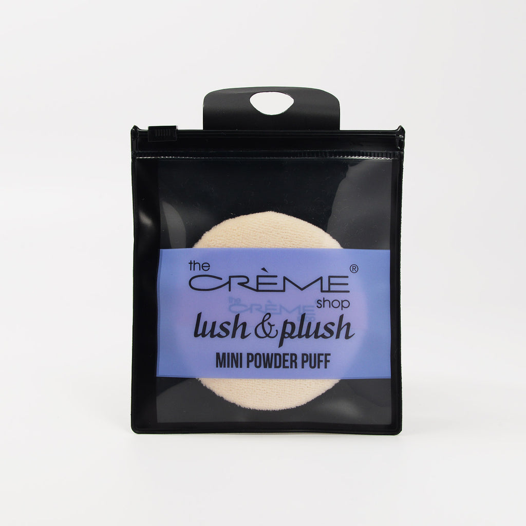 Lush & Plush Mini Powder Puff