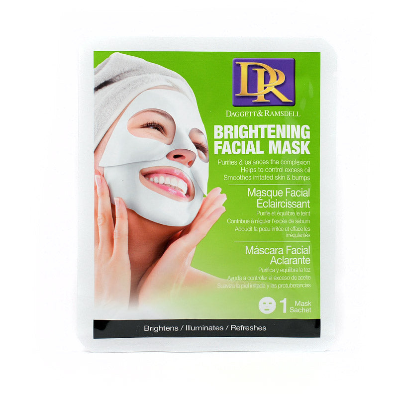 DR Brightening Facial Mask