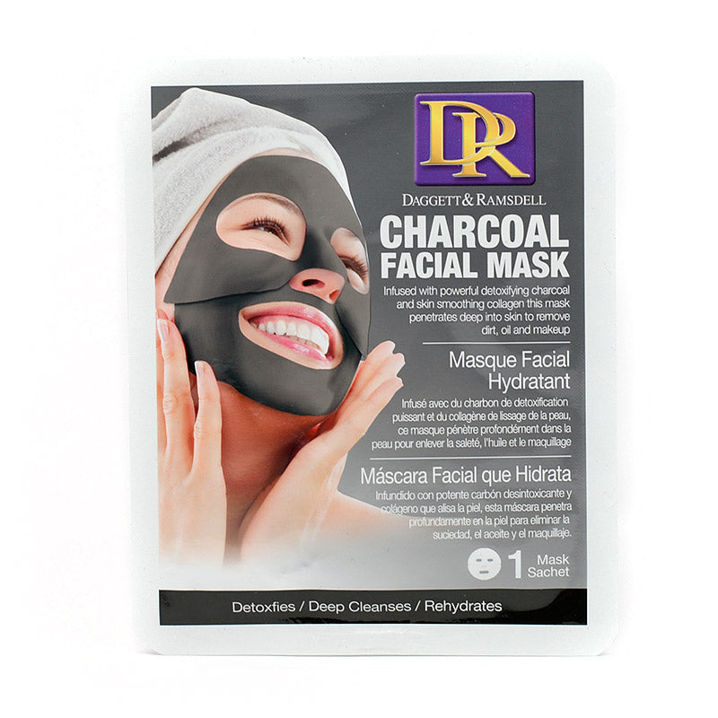 DR Charcoal Facial Mask