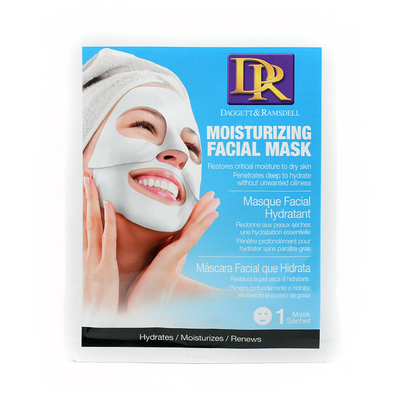 DR Moisturizing Facial Mask