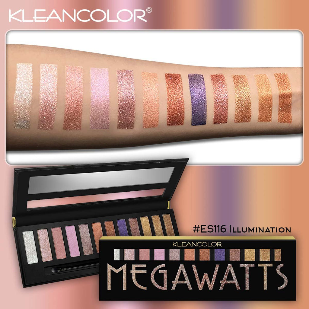 Kleancolor Megawatts Eyes - Illumination (ES116)