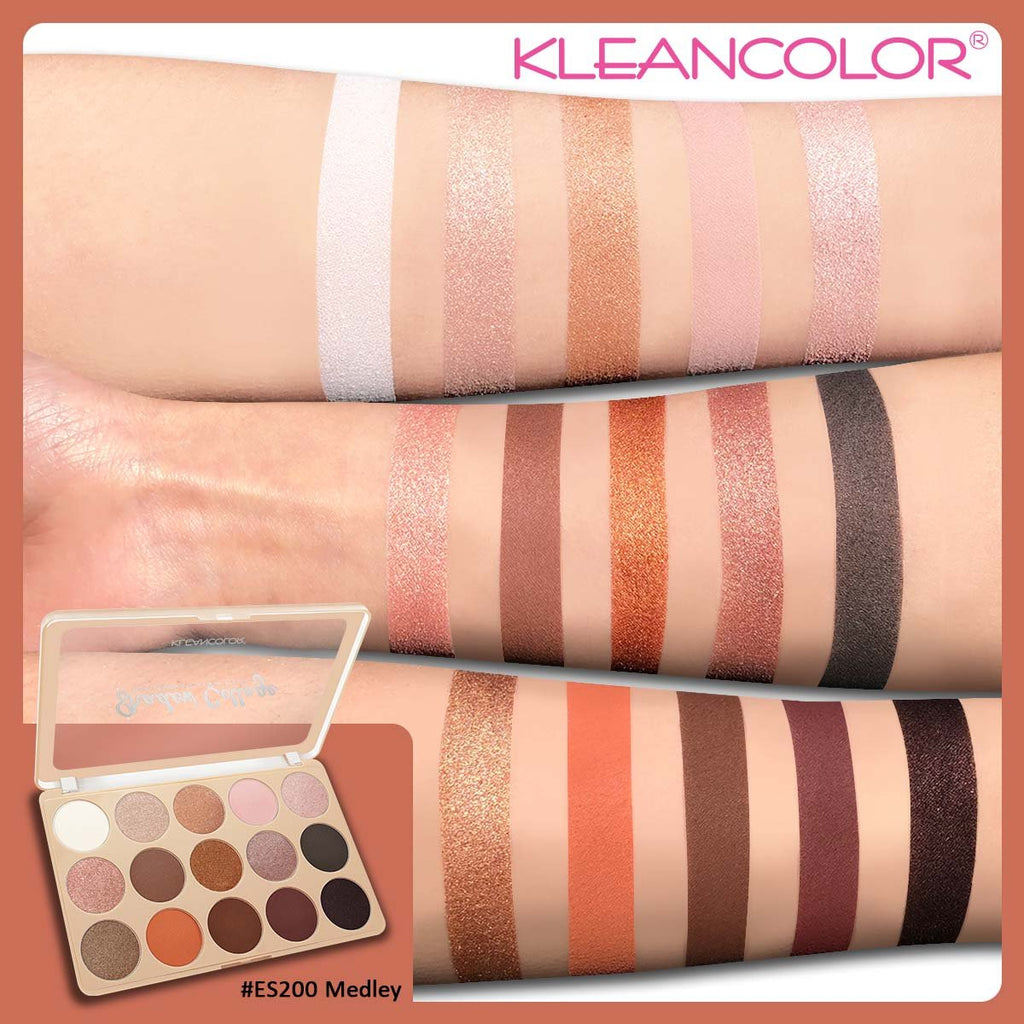 Kleancolor Shadow Collage - Medley (ES200)