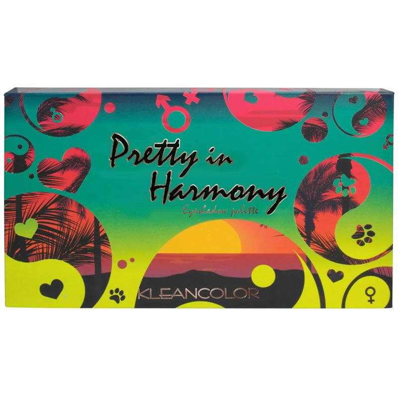Kleancolor Pretty in Harmony Eyeshadow Palette