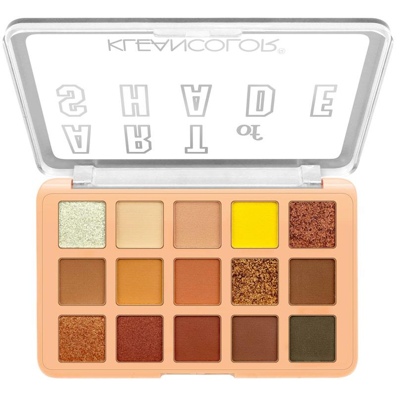 Kleancolor Art of Shade Eyeshadow Palette - Dab