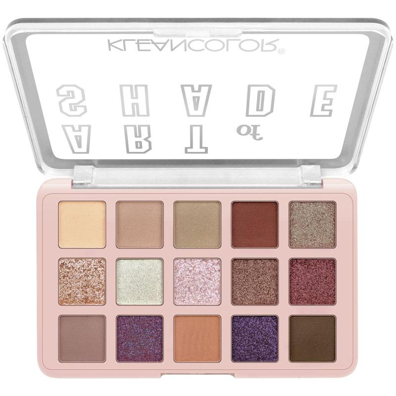 Kleancolor Art of Shade Eyeshadow Palette - Smudge