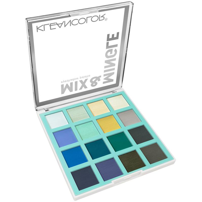 Kleancolor Mix & Mingle Eyeshadow Palette - Singles Cruise