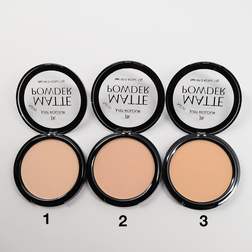 Just Kolour Matte Powder