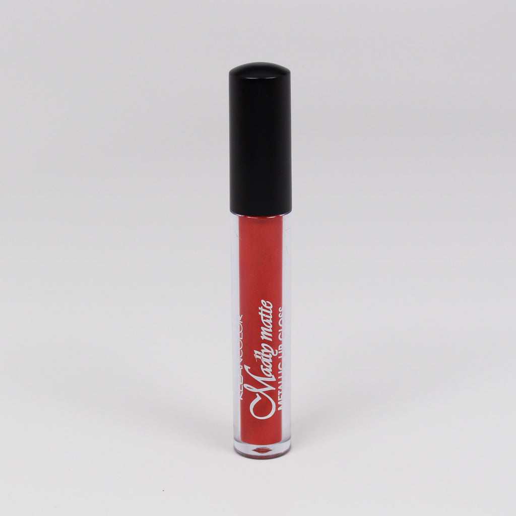 KleanColor Madly Matte Metallic Lip Gloss - #1651 Sunset