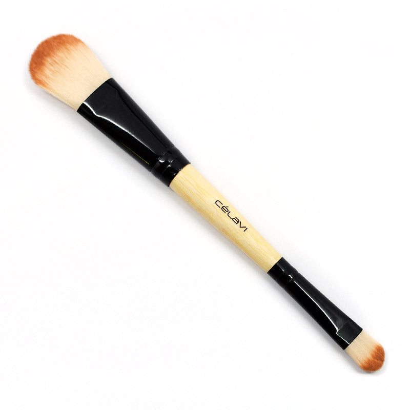 Celavi Duo Foundation and Concealer Brush