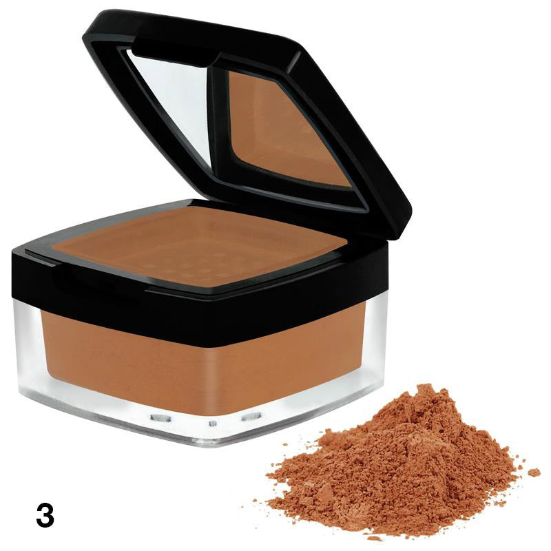 Kleancolor Airy Minerals Loose Powder Bronzer