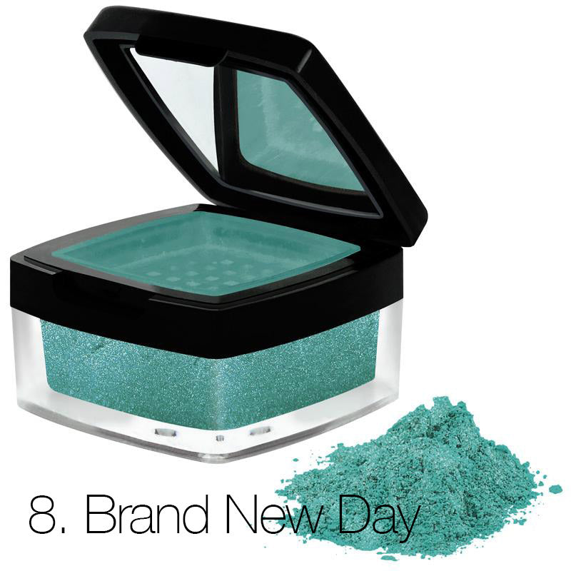 Kleancolor Airy Minerals Loose Powder Eyeshadow