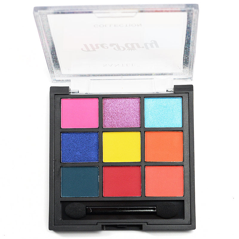 Santee 9-Color The Party Collection Palette