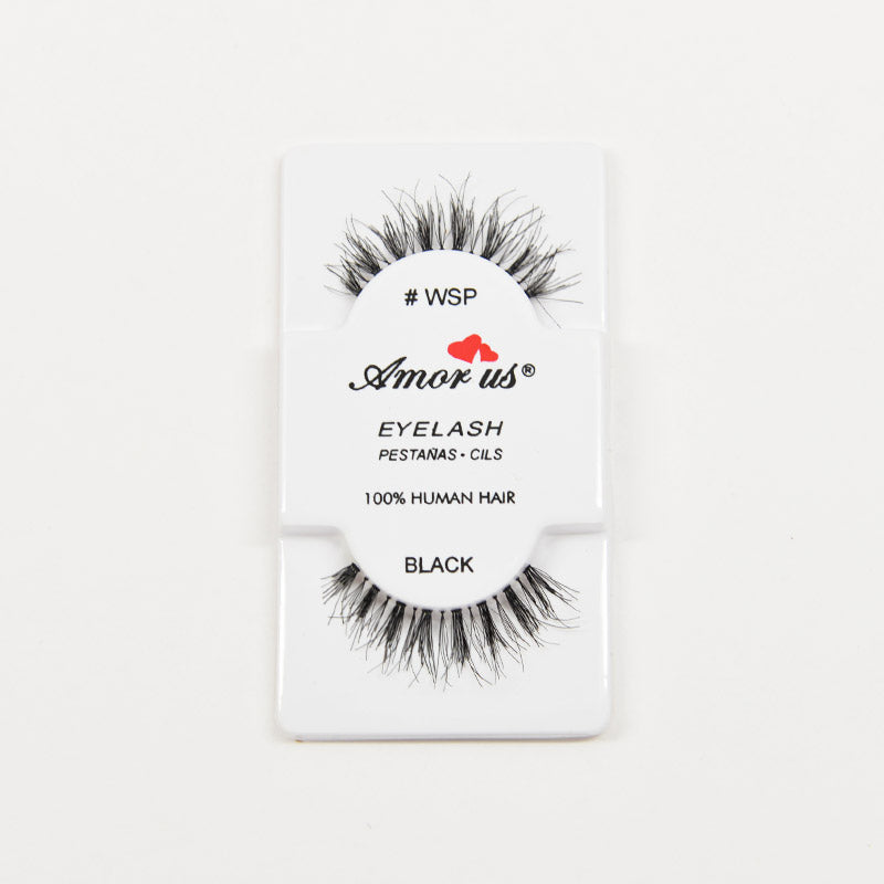 Amor Us Eyelashes - #WSP Black