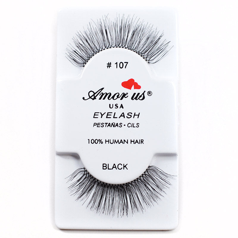 Amor Us Eyelashes - #107 Black