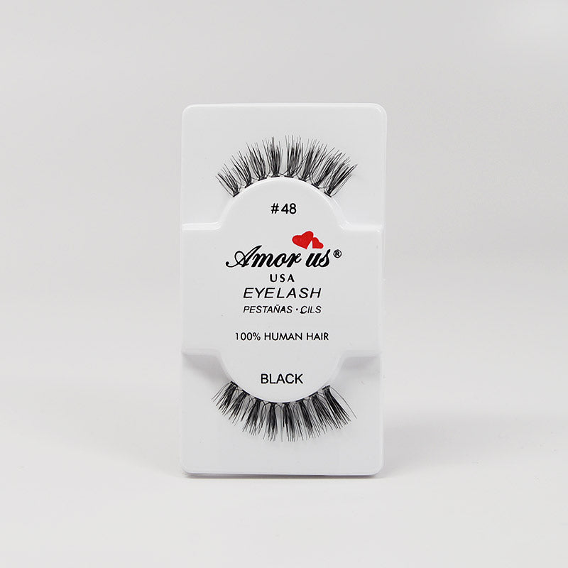Amor Us Eyelashes - #48 Black